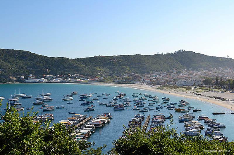 Praia dos Anjos - Arraial do Cabo