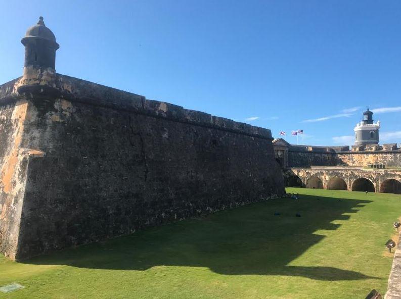 castelo porto rico
